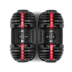 Bowflex selecttech 552 2